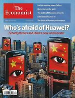 Economist Magazine Who's Afraid Of Huawei August 5th-12th 2012