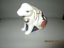 Mason's Blue Mandalay Rabbit 9cm Tall