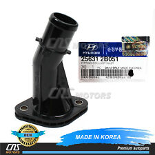GENUINE Water Pump Inlet for 11-16 Accent Elantra Veloster Forte Rio 256312B051