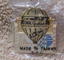 1985 FREIXENET METHODE CHAMPENOISE SPONSOR WORLD CHAMPIONSHIP BALLOON PIN