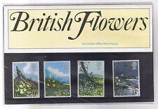 GB Presentation Pack 107 1979 British Spring Flowers 10% OFF 5