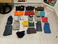 Lot vetement garcon 3 ans : pull, gilet, tee-shirt  pantalon, polo