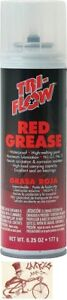 TRIFLOW RED GREASE AEROSOL--6.25oz