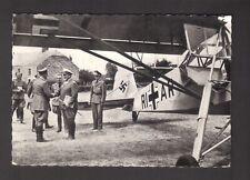 MAI 1940 - Goering et Hitler sur la piste d'atterrissage de Bruly-de-Pesche