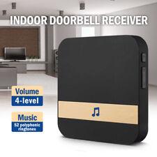Campanello senza fili Campanello per casa Ding-Dong Allarme WiFi Smart IT R0Q6