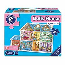 Orchard Toys - Dolls House Jigsaw Puzzles