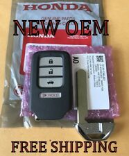 NEW OEM HONDA ACCORD CIVIC HYBRID SMART KEY FOB PROX TRANSMITTER ACJ932HK1210A