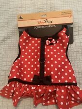 "Minnie Mouse Harness Size Large 50-90 Lbs 23-25"" Dog Girth"