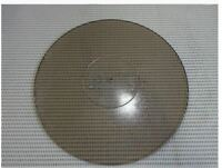 JEWEL TONE GL602 Crystal Glass Turntable Mat 1.0kg kUSED JAPAN nagaoka vintage
