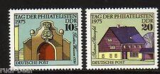 DDR Nr.  2094-95  **  Tag der Philatelisten