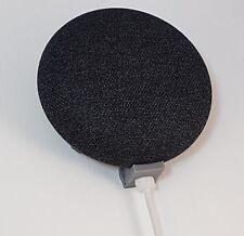 Google Home Mini hidden wall bracket holder : Grey