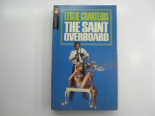 The Saint Overboard, Leslie Charteris, Paperback, 1963