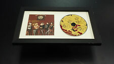 BRENDON URIE Panic at the Disco SIGNED + FRAMED A Fever You Can't Sweat Out CD