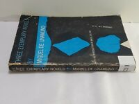 Three Exemplary Novels by Miguel De Unamuno 1956 Evergreen Book 13th printing