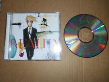 DAVID BOWIE - REALITY ..2003  CD.LYRIC BOOKLET  , rock,pop,metal