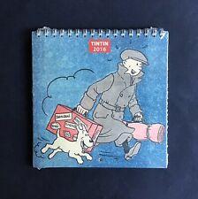 Tintin (Tim) Kalender 2016 Petit Format 15 X 15 cm Neu Versiegelt