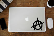"Anarchy Decal Sticker for Apple MacBook Air/Pro Laptop 11"" 12"" 13"" 15"""