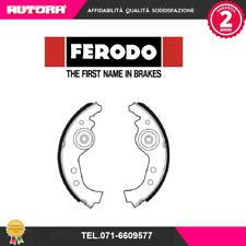FSB27 Kit ganasce freno posteriore Autobianchi-Fiat (MARCA-FERODO)