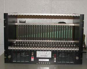 KINETIC SYSTEMS MODEL 1570 CAMAC POWER SUPPLY