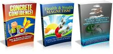 ebooks, audio books -Wealth Building Digital Resources (30 TITLES for $15 ONLY!)