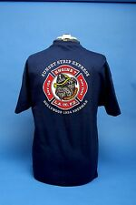 Los Angeles County Fire Department 7's Bull Dog Shirt  West Hollywood, Ca