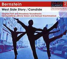 West Side Story - 2 x CD Complete Score - Limited Edition - Leonard Bernstein