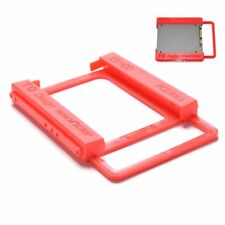 2.5 to 3.5 Inch SSD Notebook HDD Hard Disk Mounting Adapter Dock Holder Plastic