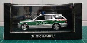 Minichamps 400 031591 Mercedes Benz E Class T-Model Polizei Berlin