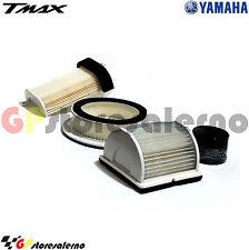 KIT TAGLIANDO 3 FILTRI ARIA + FILTRO OLIO PER YAMAHA 500 T-MAX T MAX 2005