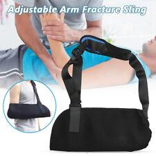 Adjustable Elbow Arm Fracture Sling Shoulder Immobilizer Sprain Support Strap