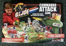 GI Joe Commando Attack Game 2002 Milton Bradley