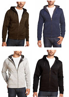 Weatherproof Vintage Men's Sherpa Fleece Full Zip Hoodie