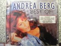 CD Andrea Berg / Best Of – Album 2001