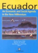 Ecuador - An Economic and Social Agenda in the New Millennium-ExLibrary