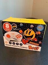 Atgames Bandai Namco Flashback Blast With Pac-Man Dig Dug Galaga..NIB Wireless