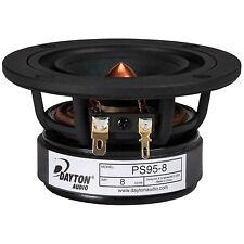 "Dayton Audio PS95-8 3-1/2"" Point Source Full-Range Driver 8"