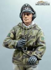 1:16 Figur deutsche Panzer Mannschaft Wehrmacht Winter Kommandant Art F1023