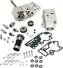 S&S Billet Oil Pump Kit Package Breather Gears Harley Shovel Evo 78-91 Big Twin