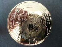 GUERNSEY 2007 UNCIRCULATED £5 COIN THE DIAMOND WEDDING.2007 FIVE POUNDS COIN