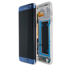 Samsung S7 edge G935F LCD Display Touch Screen Replacement Assembly BLUE AMOLED