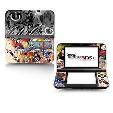 One Piece Luffy Ruffy Anime Manga Skin Aufkleber Für Nintendo New 3DS.XL