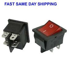 On Off Power Switch for 6V Spiderman BMW Ride On  Battery Toy Car KCD2 High Volt