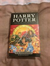 Harry Potter and the Deathly Hallows First 1st Edition