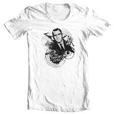 The Twilight Zone T-shirt vintage science fiction Tv show 100% cotton men's tee