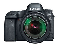 Canon EOS 6D Mark II  Kit mit EF 24-105mm f/3.5-5,6 IS STM
