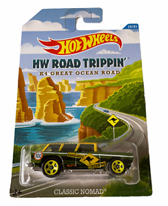 Hot Wheels Classic Nomad - Great Ocean Road Australia Combined Postage Available