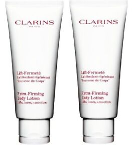 Clarins Extra Firming Body Lotion - New - 2 x 100 ml = 200 ml
