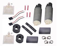 Genuine Walbro Dual HP Fuel Pumps 99-04 Lightning / 02-03 H/D F150 & Install kit