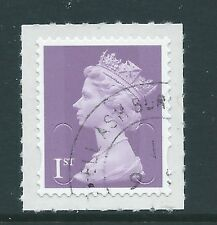 """GREAT BRITAIN 2015 LONG TO REIGN OVER US  SHEET STAMP """"O15R""""  FINE USED"""