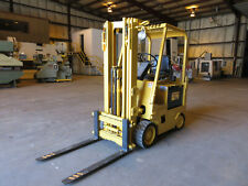 Hyster Electric Fork Lift 4000 Lbs Model E40xl Charger Included 36 Vdc